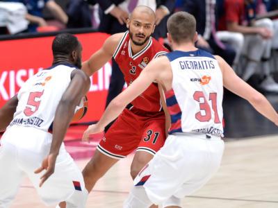 Baskonia-Olimpia Milano oggi: orario, tv, programma, streaming Eurolega basket