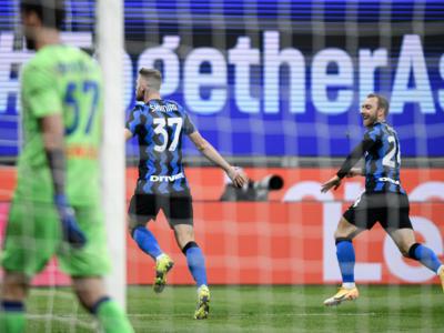 Serie A 2021, Inter-Atalanta 1-0: i nerazzurri piegano la Dea e confermano la fuga verso lo Scudetto