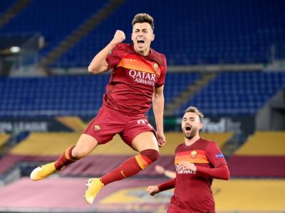 Calcio, Roma-Shakhtar Donetsk 3-0: tris giallorosso negli ottavi di Europa League 2021