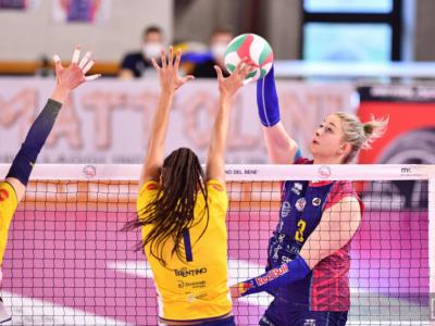 Volley femminile, play-off ottavi. Scandicci va a Bergamo per ripartire. Che equilibrio tra Firenze e Trento