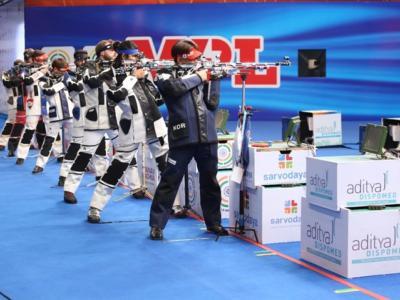 Tiro a segno, Europei 2021: la Svizzera si prende l'oro a squadre maschile nella carabina 3 posizioni da 300m