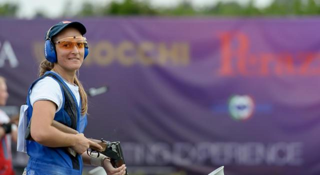 Tiro a volo, Coppa del Mondo Il Cairo: la spagnola Fatima Galvez vince nel trap femminile
