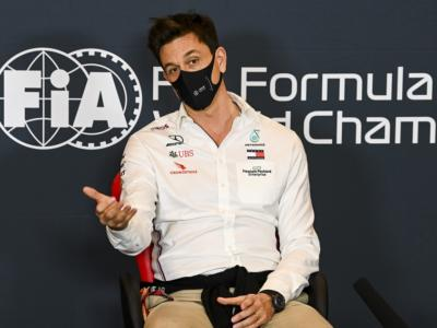 """F1, Toto Wolff prima del GP di Turchia: """"Dobbiamo essere aggressivi e massimizzare tutti i punti disponibili"""""""