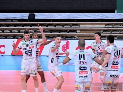 LIVE Perugia-Trento 3-2, Champions League volley in DIRETTA: l'Itas Trentino vola a Verona a sfidare ZAKSA!!