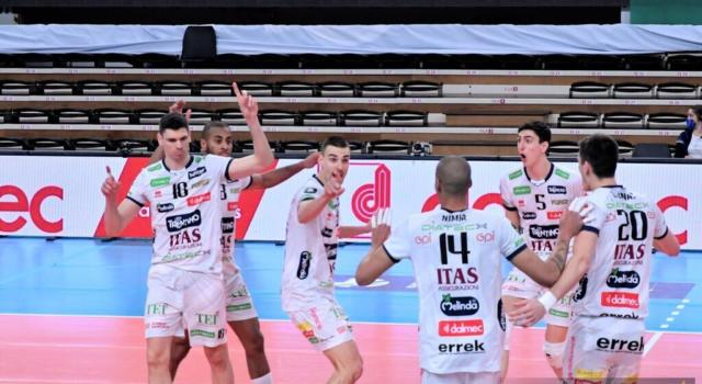 Perugia-Trento oggi: orario, tv, programma, streaming Champions League volley 2021