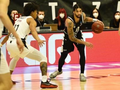 Basket, EuroCup 2020-2021: Trento batte il Partizan Belgrado e va in testa al girone