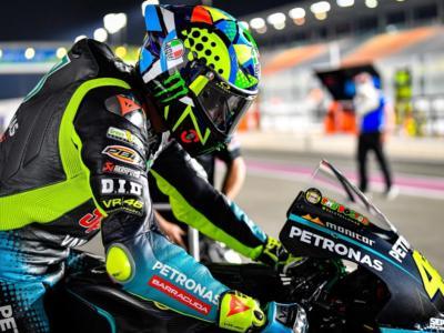 DIRETTA MotoGP, GP Qatar 2021 LIVE: griglia di partenza. Fantastica pole di Bagnaia, 4° Valentino Rossi!