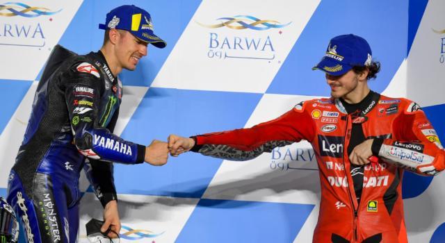 MotoGP, dopo il primo appuntamento di Losail la MotoGP si interroga sul duello Yamaha-Ducati