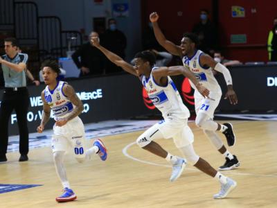 Basket: Milano batte un'orgogliosa Cantù, Akele porta Treviso a espugnare Cremona nella 23a giornata di Serie A 2021
