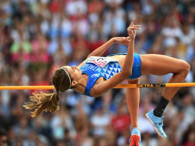 Atletica, Europei indoor 2021: Alessia Trost vola in finale. Bene Simone Barontini. Ingebrigtsen oro col brivido
