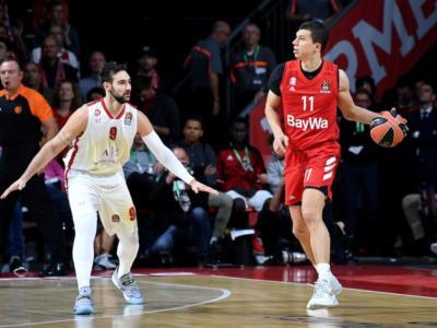 Basket: l'Olimpia Milano punta Vladimir Lucic per la prossima stagione