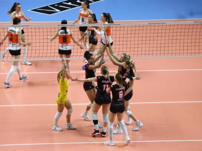 Volley femminile, Champions League: Busto Arsizio straripante, completata l'impresa! Eczacibasi ko, è semifinale