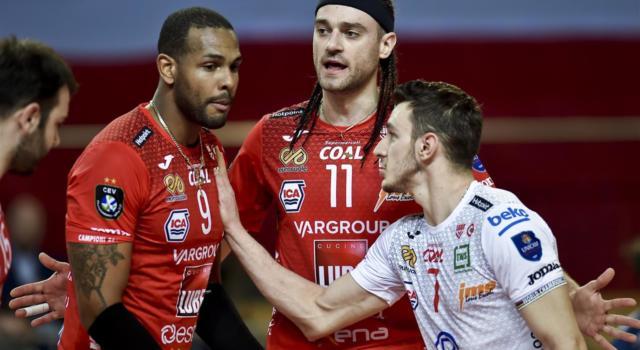 Volley, Superlega play-off gara1 quarti. Civitanova-Modena il big match, che battaglia tra Monza e Vibo Valentia