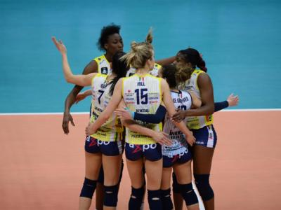 Volley femminile, Champions League 2021: Conegliano travolge Scandicci e vola in semifinale! Derby con Novara
