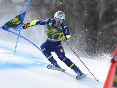 """Sci alpino 2021, Luca De Aliprandini: """"È stata un'ottima stagione, grandi passi avanti"""""""