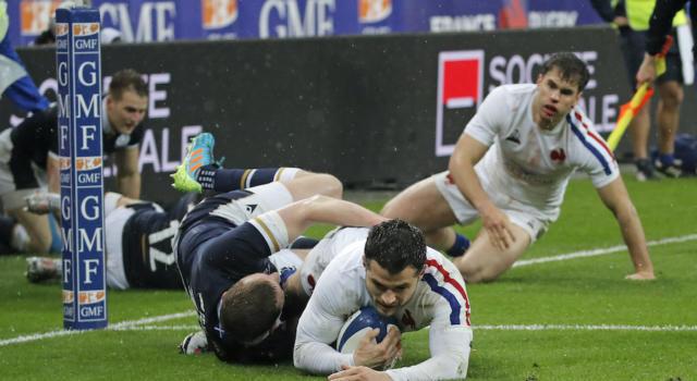 Rugby, una Scozia eroica affossa la Francia e regala il Sei Nazioni al Galles