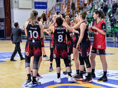 Basket femminile, Serie A1 2021: colpo Sesto San Giovanni, battuta la Virtus Bologna