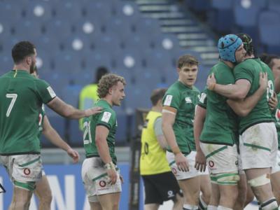 Rugby, Sei Nazioni 2021: acuto dell'Irlanda, battuta l'Inghilterra
