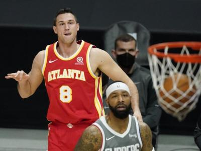 NBA 2021, i risultati della notte: Gallinari vince il derby con Mannion. Boston ferma Milwaukee, vittorie di Utah e Brooklyn