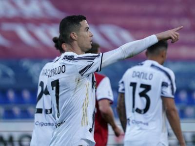 Calcio, Serie A 2021: Cristiano Ronaldo stende il Cagliari, il Napoli batte il Milan a San Siro