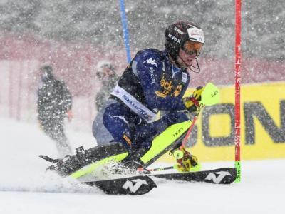 Sci alpino, l'Italia fa la comparsa a Kranjska Gora ed Are. Vinatzer unico in Top-10