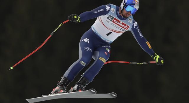 LIVE Sci alpino, Discesa Saalbach 2021 in DIRETTA: cancellata per nebbia, Paris era primo