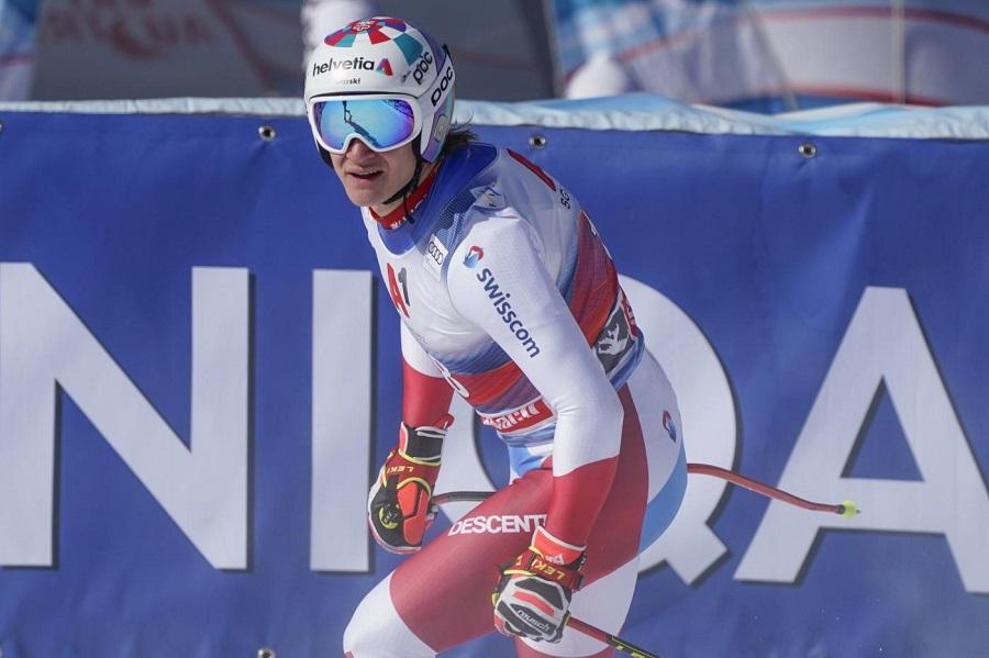 Sci alpino, Marco Odermatt vince il superG di Saalbach e riapre la lotta per la classifica generale