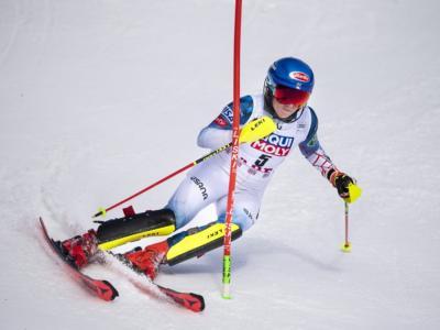 Sci alpino, Shiffrin comanda ad Are davanti a Liensberger. Vlhova sbaglia e deve rimontare