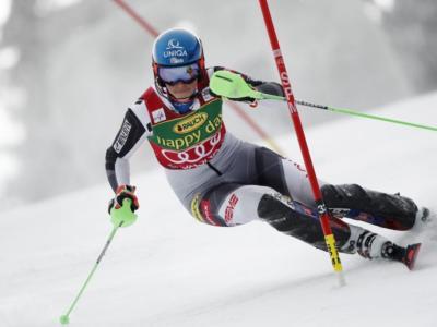 Classifica Coppa del Mondo femminile sci alpino: Petra Vlhova si riprende la vetta della generale