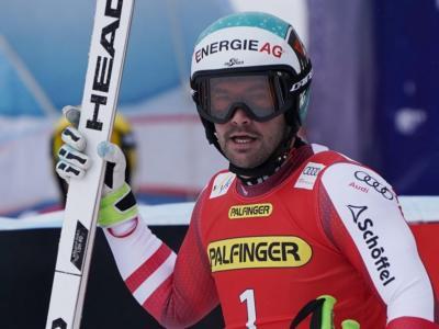 Sci alpino, Vincent Kriechmayr si impone nella discesa di Saalbach. Feuz ipoteca la Coppa di specialità, Paris 4°