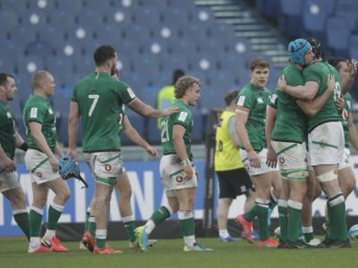 "Rugby, Sei Nazioni 2021: l'Irlanda espugna Edimburgo, Scozia ""eliminata"""