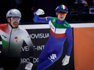 Short track, inizia il cammino verso le Olimpiadi. L'Italia non è più solo Arianna Fontana. In grande crescita gli uomini