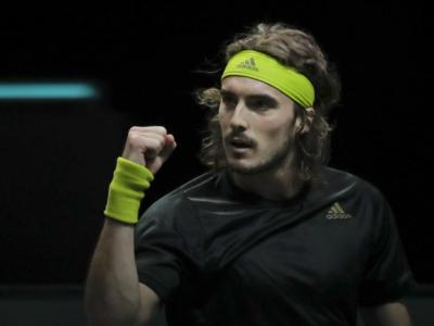 Tennis, ATP Acapulco 2021: avanzano Tsitsipas e Raonic. Fognini vince il derby, Musetti eccezionale