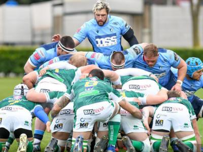 Rugby, Pro 14: Benetton crolla nella ripresa, ko anche con Cardiff