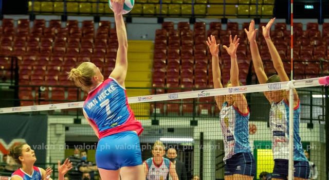 Volley, Coppa Italia femminile quarti. Monza batte Scandicci! Conegliano fatica contro Busto, ma c'è Egonu da 42 punti!