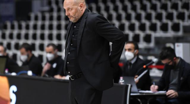 """Finali Serie A basket 2021, Sasha Djordjevic: """"Stiamo giocando questa serie con la mentalità giusta"""""""