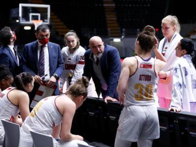 Basket femminile: Reyer Venezia, a Szekszard inizia la caccia all'EuroCup 2021. Semifinale con le padrone di casa