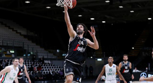 LIVE Unics Kazan-Virtus Bologna 85-81, EuroCup basket in DIRETTA: la Segafredo interrompe la striscia di vittorie in Europa, si va a gara-3