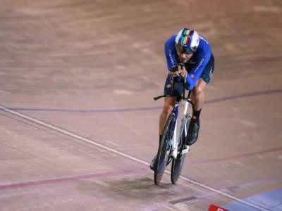 """Ciclismo, Marco Villa: """"Ganna era deluso dopo i Campionati Italiani, io fiducioso. I tempi sono competitivi"""""""