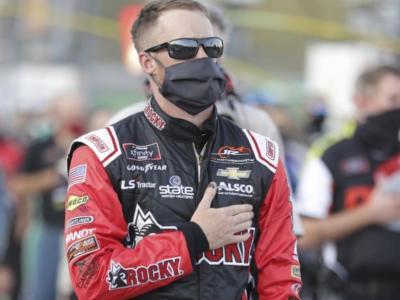 NASCAR Xfinity Series, Jeb Burton festeggia il primo acuto in carriera