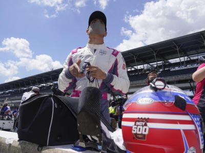 IndyCar Series, primo acuto in carriera per Alex Palou al Barber!