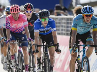 Giro dei Paesi Baschi 2021, Alex Aranburu vince la seconda tappa. Roglic in testa alla generale