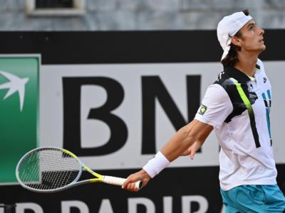 ATP Barcellona 2021: Lorenzo Musetti gioca un gran primo set, poi cede contro Felix Auger-Aliassime