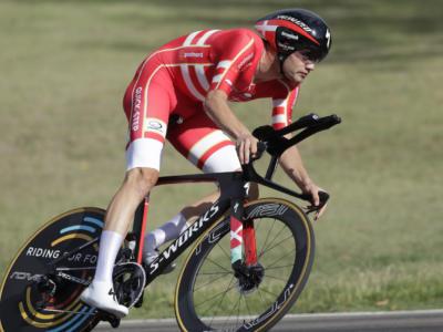 """Ciclismo, Mondiali 2021. Kasper Asgreen: """"Cronometro dura, soddisfatto del risultato"""""""