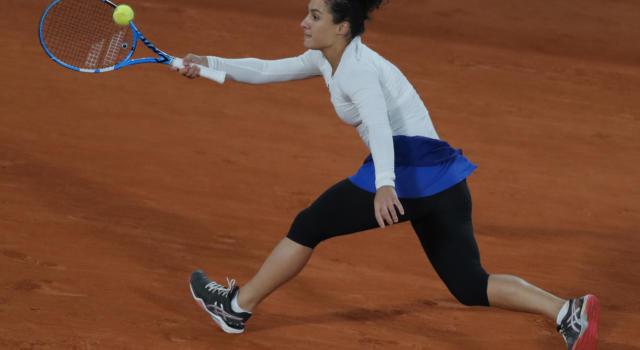 Tennis, WTA Saint Malo: Martina Trevisan sconfitta all'esordio da Aliona Bolsova