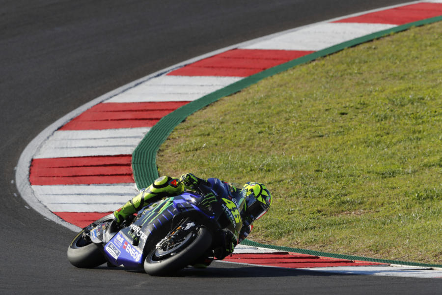 """MotoGP, Valentino Rossi: """"Avevo un buon passo, ho fiducia per il futuro. Non era lontano dal podio"""""""
