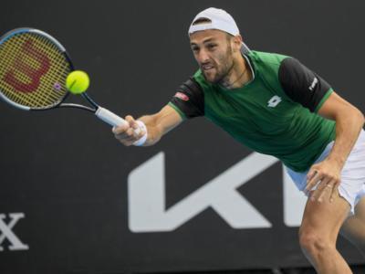 ATP Belgrado I 2021, Stefano Travaglia perde un match a più facce contro Filip Krajinovic