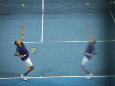 Tennis: Nick Kyrgios si ferma fino alla stagione su erba