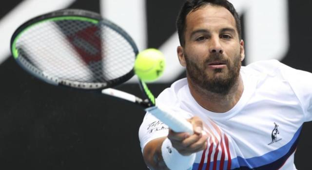 Wimbledon 2021: Salvatore Caruso lotta ma cede in tre set contro Marin Cilic