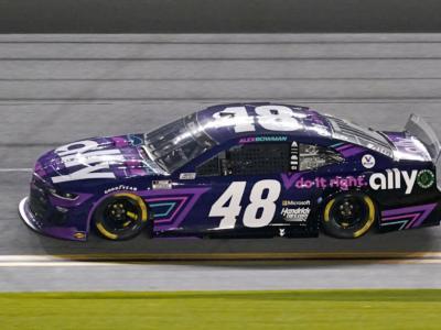 NASCAR Cup Series, Alex Bowman trionfa a Richmond
